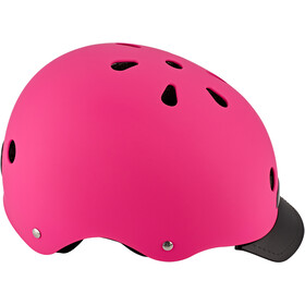 Nutcase Street Helmet Barn fuchsia matte